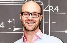 Björn Block, Business Leader für IKEA Home Smart, ist einer der Top-Experten für smartes Wohnen bei IKEA