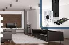 Abbildung der Blaupunkt SMART HOME ALARM Q3200 Alarmanlage