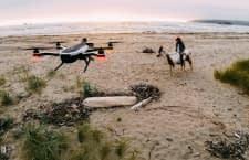 Kameradrohnen für Selfies und Actionfilme, private Aufnahmen und professionelle Videos