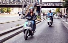 Mit dem Sharing-Konzept COUP kann jeder Berlin mit dem E-Scooter erobern