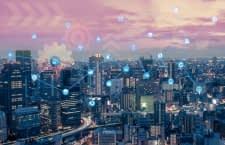 Das Internet der Dinge Clouddienste