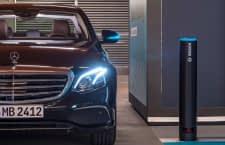 Mercedes-Benz und Bosch ermöglichen bereits das autonome Einparken im Parkhaus