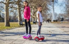 Hoverboards sind bei kleinen und großen Kindern immer beliebter