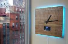 Ingrein Smart Clock aus Holz