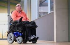 munevo DRIVE bringt körperlich beeinträchtigten Menschen die Mobilität zurück
