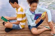 So macht Lesen Spaß: Kindle Paperwhite Kids mit Schutzhülle und 2 Jahre Sorglos-Garantie