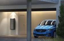 Energiespeicher Home von Mercedes Benz