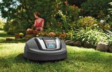 Der GARDENA R70Li Mähroboter ist ein zuverlässiger Mähroboter, der auch größere Gärten bewältigt