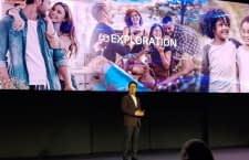 Zahlreiche Hersteller wie beispielsweise LG sind Aussteller auf der jährlichen CES 2020 in Las Vegas