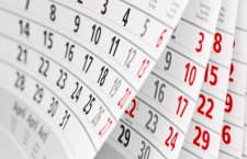 Mit einem digitalen Kalender wird kein Termin mehr übersehen