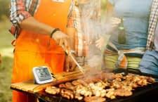 Praktischer Helfer beim Grillen, Backen und Kochen: der Grillthermometer von TopElek