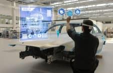 Virtuelle Grafiken erleichtern inzwischen viele verschiedene Arbeitsschritte