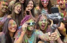 DJI OSMO Mobile 2 sorgt für professionelle Aufnahmen ohne Verwackler