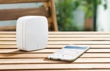 Eve Weather ist ein Außensensor für Smart-Home-Systeme