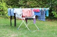 Klappbare Wäscheständer sind besonders flexibel