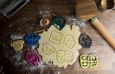 Copypastry verwandelt individuelle Motive in Ausstecher für Plätzchen und Kekse