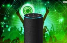 Die Sprachassistentin Alexa sorgte mit lauter Musik für Verwirrung