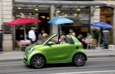 Ein CO2-freier Stadtflitzer | der smart fortwo electric drive
