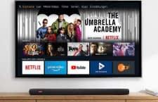 Die Anker Nebula Soundbar Fire TV Edition ermöglicht nicht nur einen tollen Sound, sondern streamt auch Filme in hoher Bildqualität