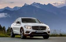 Mercedes Elektroauto GLC 350 e