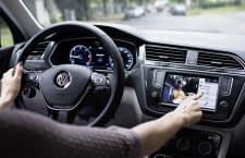 Integration der Doorbird im Volkswagen
