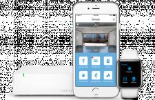 Insteon Hub mit einem iPhone und einer Apple Watch - Smart Home