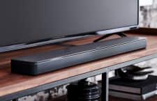 Trotz der unauffälligen Größe der Soundbar produziert sie ein klares Klangerlebnis