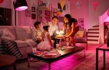 In den Philips Hue Labs werden die Funktionen des Phlips Hue Ambiance Lichtsystems ständig weiterentwickelt